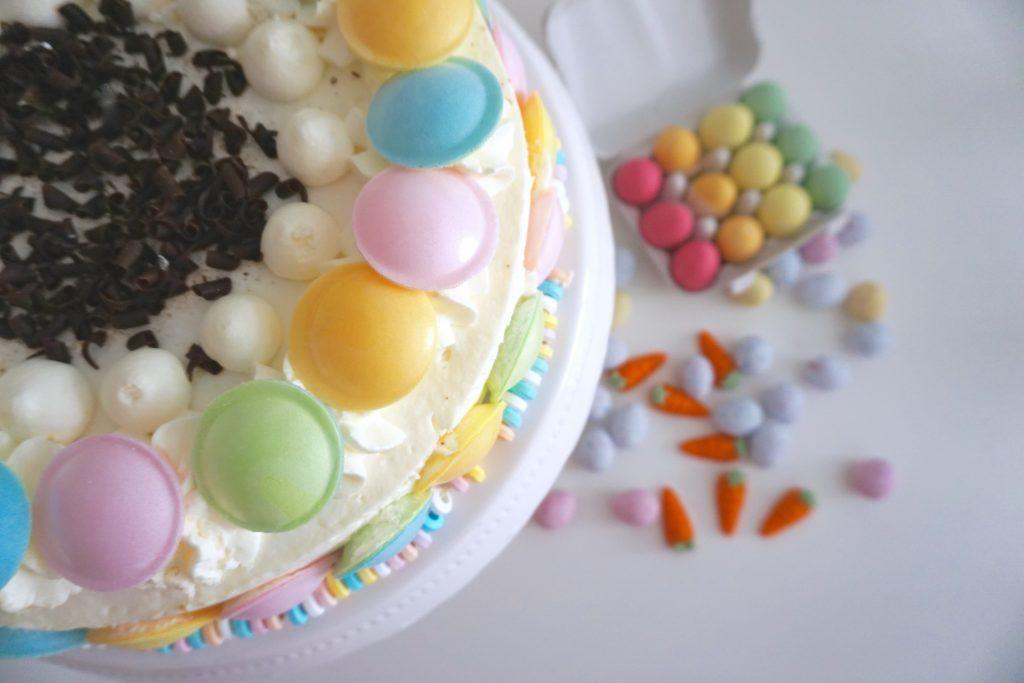 Food Diy Mein Erster Oster Torten Hack Lebensmittel Essen