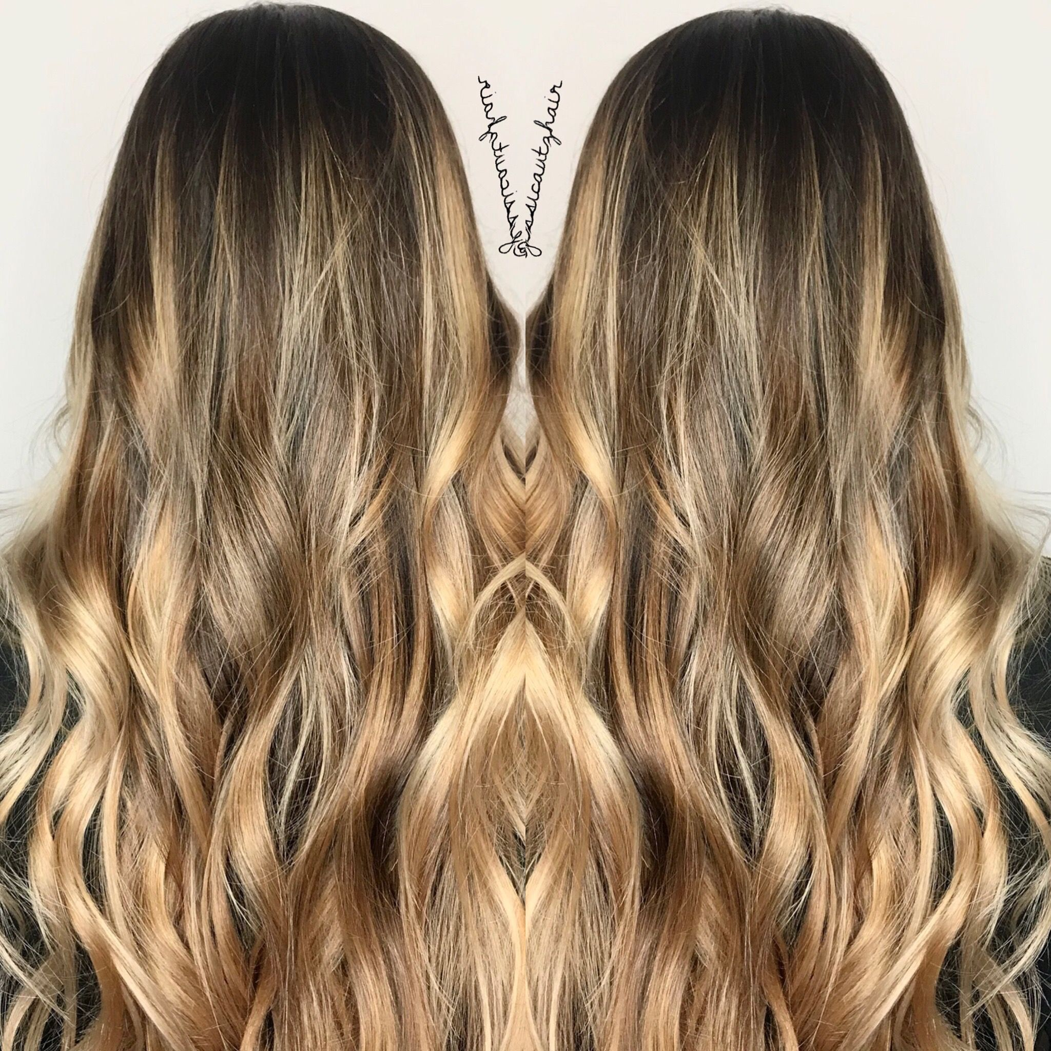 Pin by presley rydin on hair pinterest balayage hair coloring