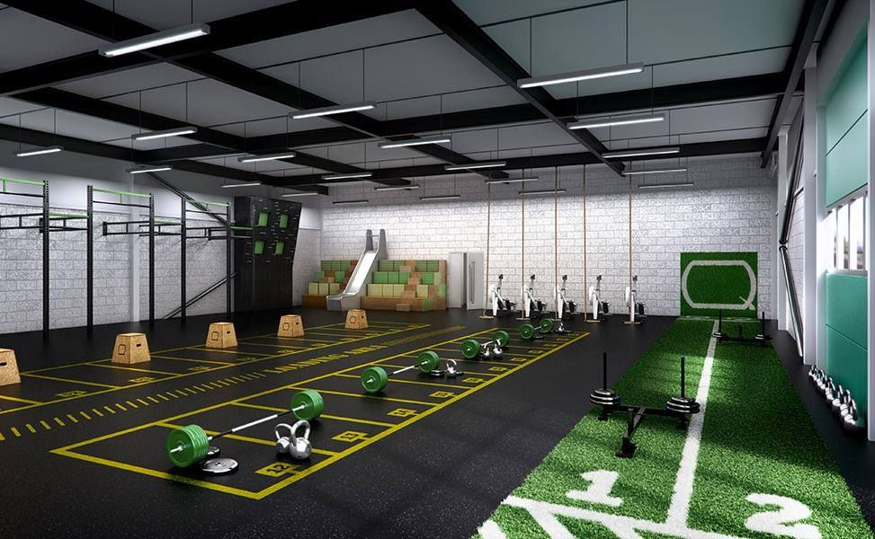 Pin On 146 Ea Fitness Center