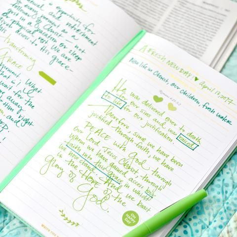 Write The Word Journal   Cultivate Renewal Cultivate What Matters
