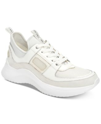 5c27f438b1 Calvin Klein Women's Ultra Sneakers - Silver 8.5M | Products in 2019 ...