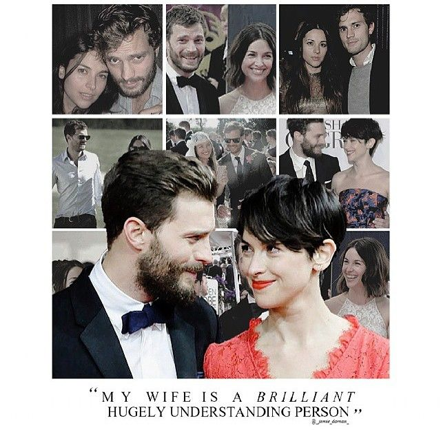 I want to wish the very beautiful Amelia Warner Dornan and very big happy birthday!! ❤️ she's such a great wife to Jamie and they honestly look so in love and I bet she's an amazing mother as well. Thank you Amelia. I love you ❤️ ______________________________ #jamiedornan #fiftyshadesofgrey #fiftyshadesdarker #fiftyshadesfreed #christiangrey #anastasiasteele #anastasiagrey #paulspector #thefall  #9thlifeoflouiedrax #dakotajohnson #fsog #youaremine #greyenterprises #elijames #flyinghome…