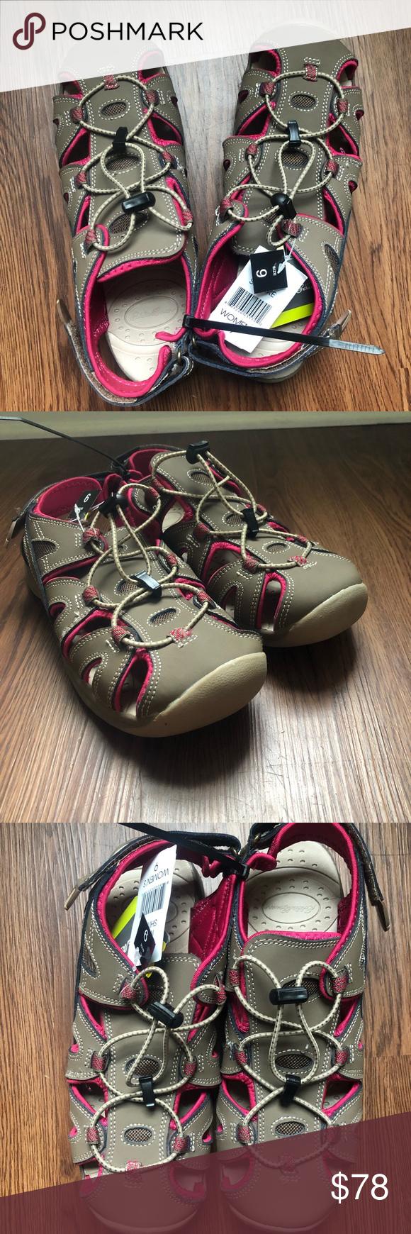 Women's Eddie Bauer Mary Shitake Shoes NWT NWT Women, Bauer