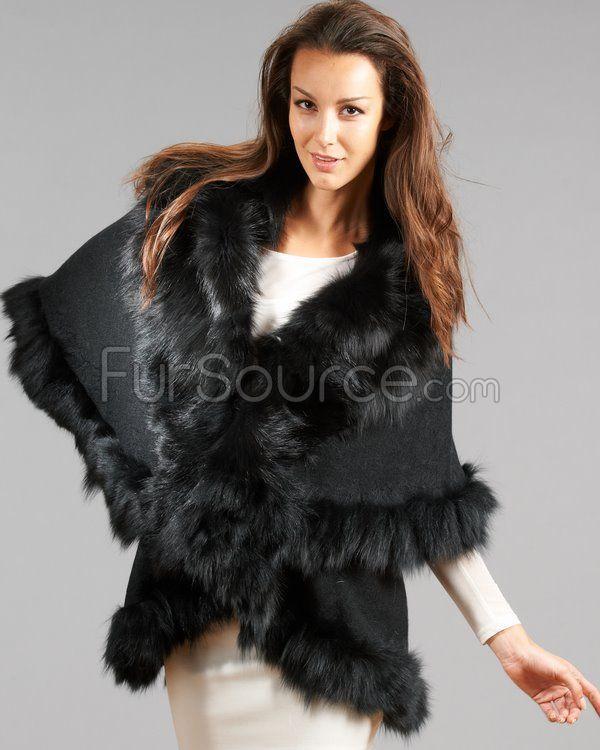 Fur Accessories | Fur Shawls & Stoles | Pinterest | Fur ...