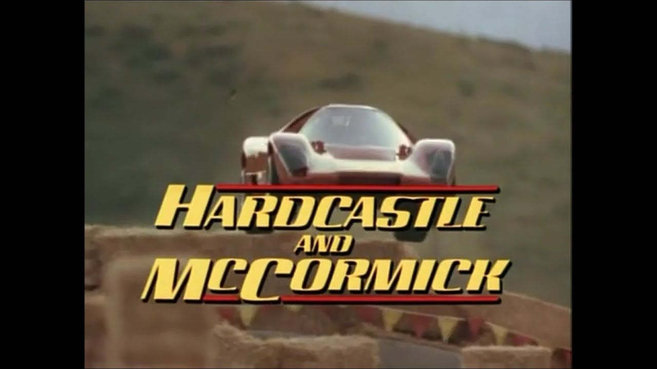 Hardcastle And Mccormick Opening Credits And Theme Song Youtube Opening Credits Theme Song Songs