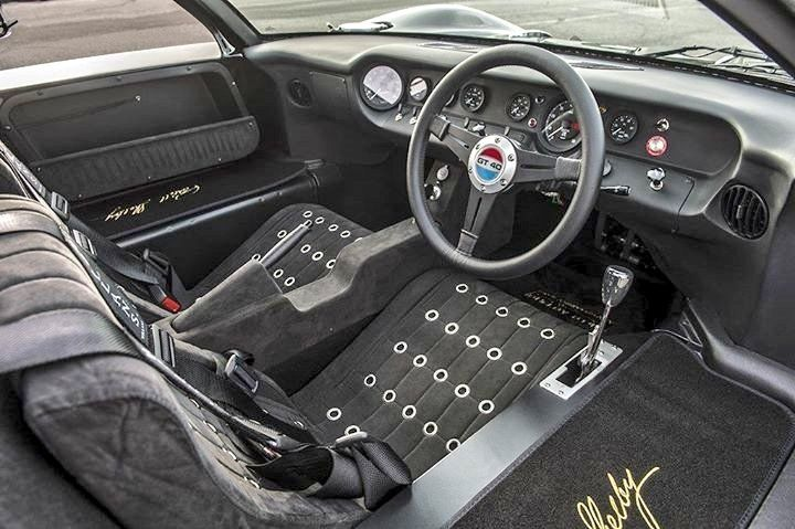 1966 Lm Winner Clone Shelby Ford Gt40 Mk2 With Images Ford