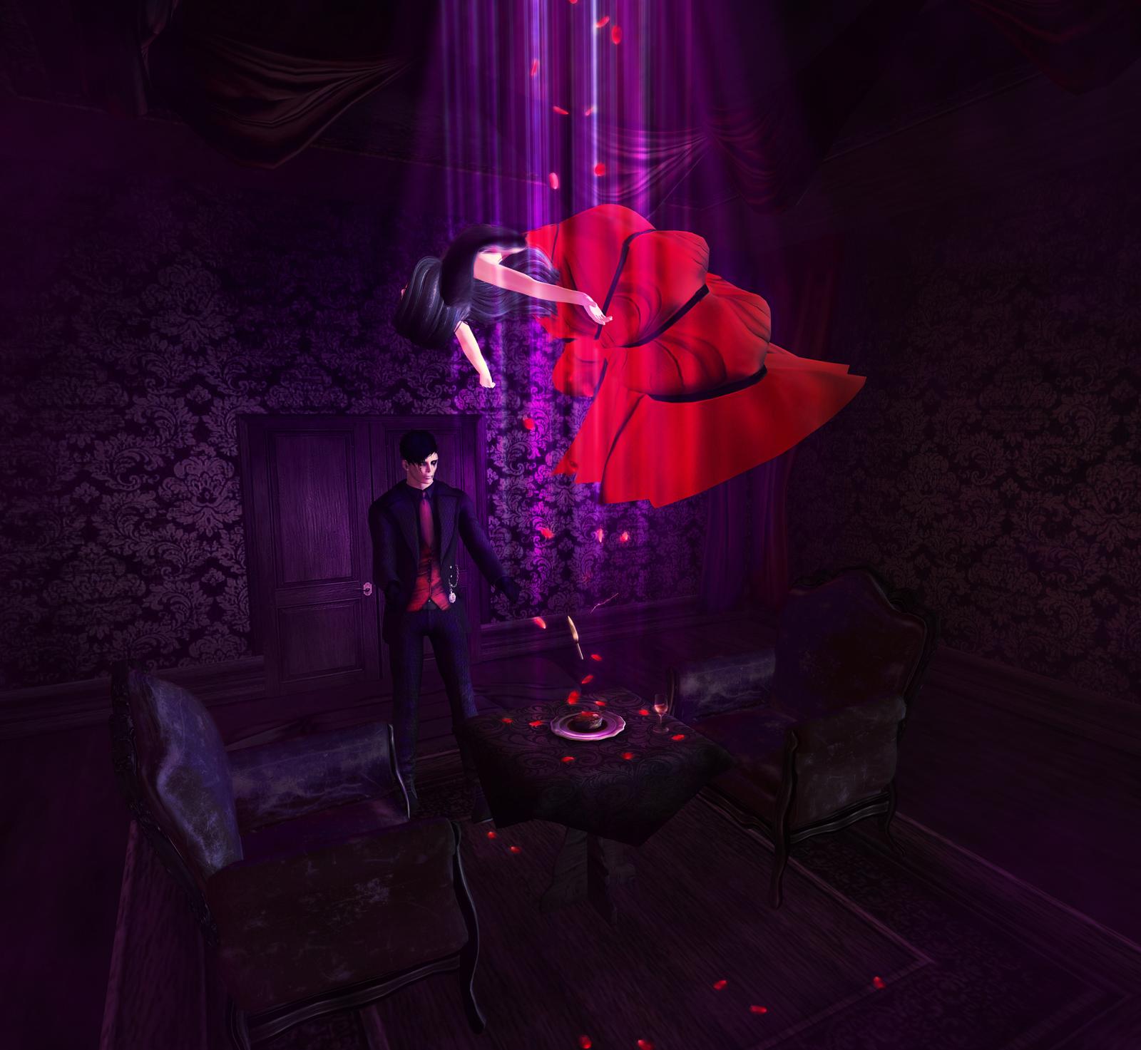 Ultravi01ett N.N.: ~ 36 ~ Mystery rose...