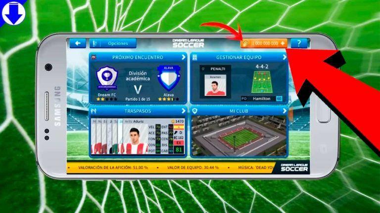 Dream League Soccer Monedas Infinitas Descargandolo En 2020 Juegos De Football Monedas Telefono Windows
