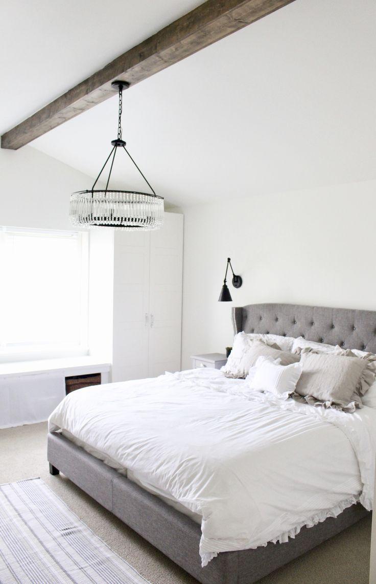 Decoration ideas for bedroom master bedroom reveal farmhouse style room decor home decor