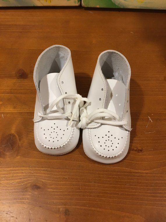 34c65604dca51 NOS Baby Shoes Size 3 | Products | Baby shoe sizes, Baby shoes, Shoes