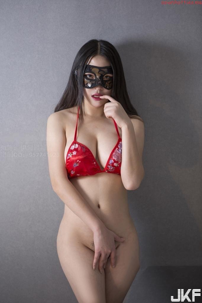 Yao Yao Beautiful Bigboobs Chinese Models Nude Uncensored -2921