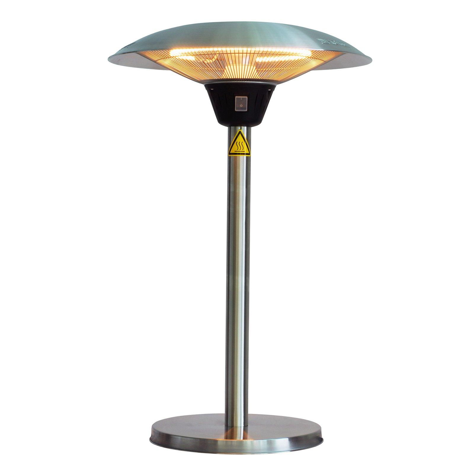 Table Top Round Halogen Patio Heater