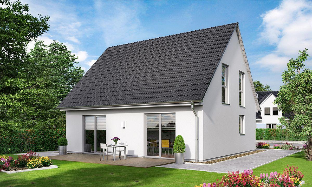 """Town & Country Haus: Aspekt 133 Neues Massivhaus in der """"Aspekt""""-Serie. Das Aspekt 133 zeichnet sich durch klare und durchdachte Grundrisse und ein optimiertes Platzangebot aus. Mehr Infos findet ihr hier: http://www.hausausstellung.de/aspekt-133.html"""