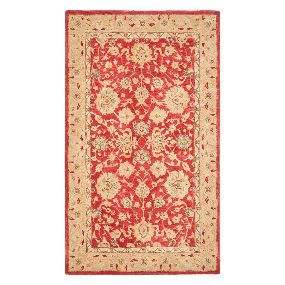 Aviya Rug Brings Old World Sophistication And Quality In New Tufted