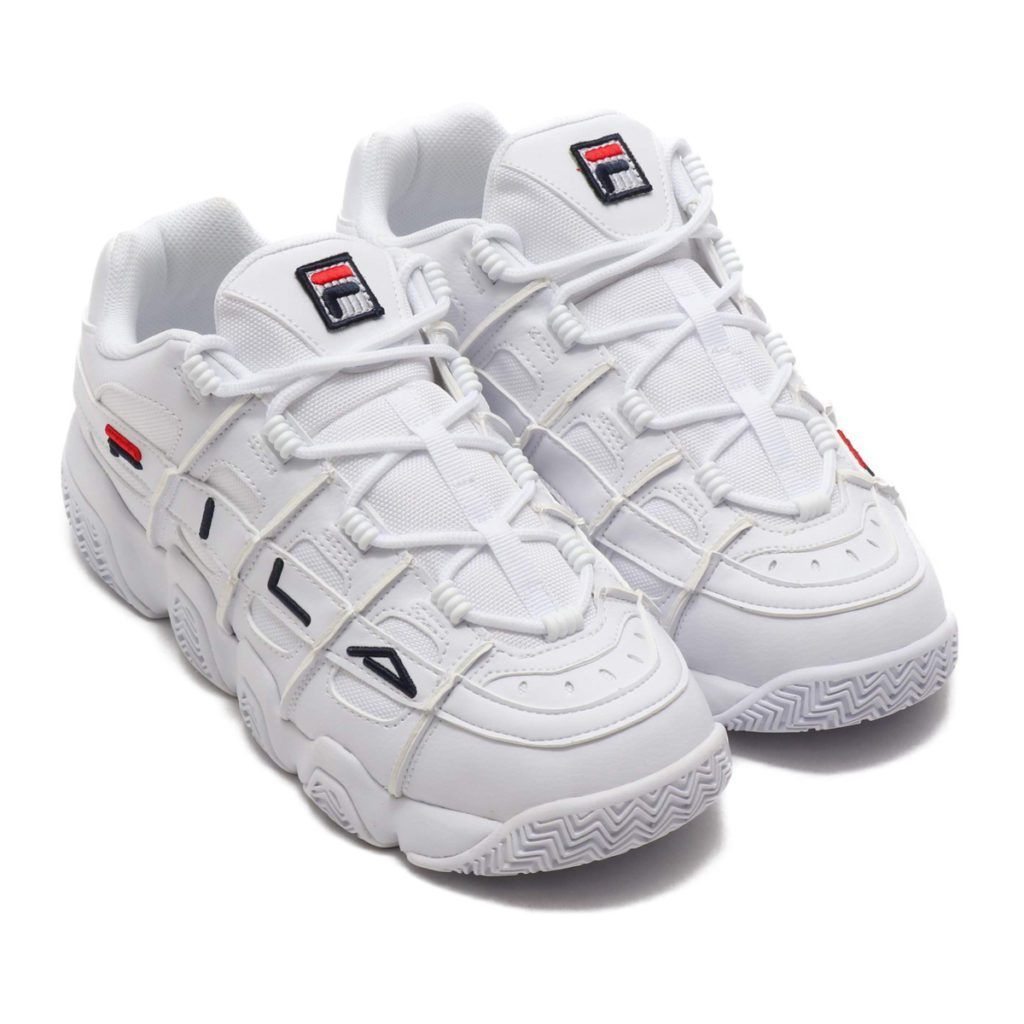 The FILA Barricade is For Sure Cooler Than the Disruptor