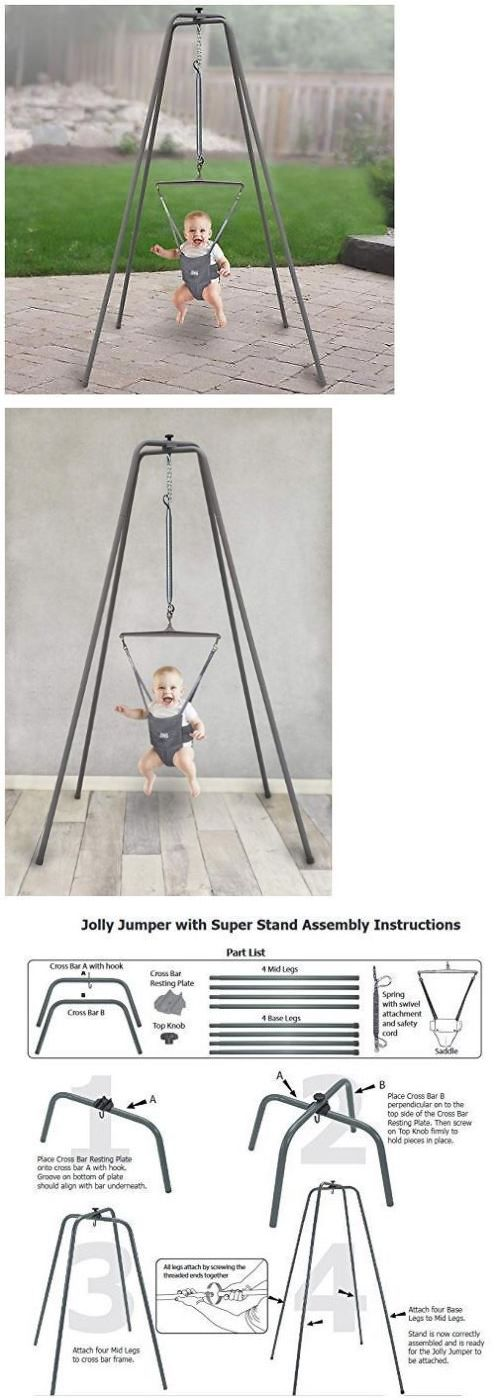 7499f646b Baby Jumping Exercisers 117032  Store Demo Jolly Jumper 6 Foot ...