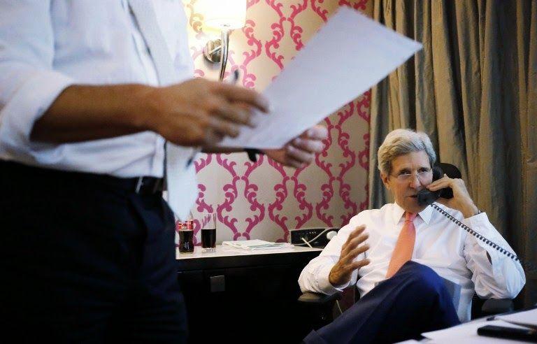 El Ministerio de Relaciones Exteriores de Georgia está preparando cuidadosamente la próxima visita del Secretario de Estado de los Estados Unidos John Kerry.