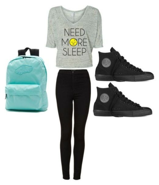 Fabulous School Outfit Ideas For Teenage Girls 2020 Really Cute