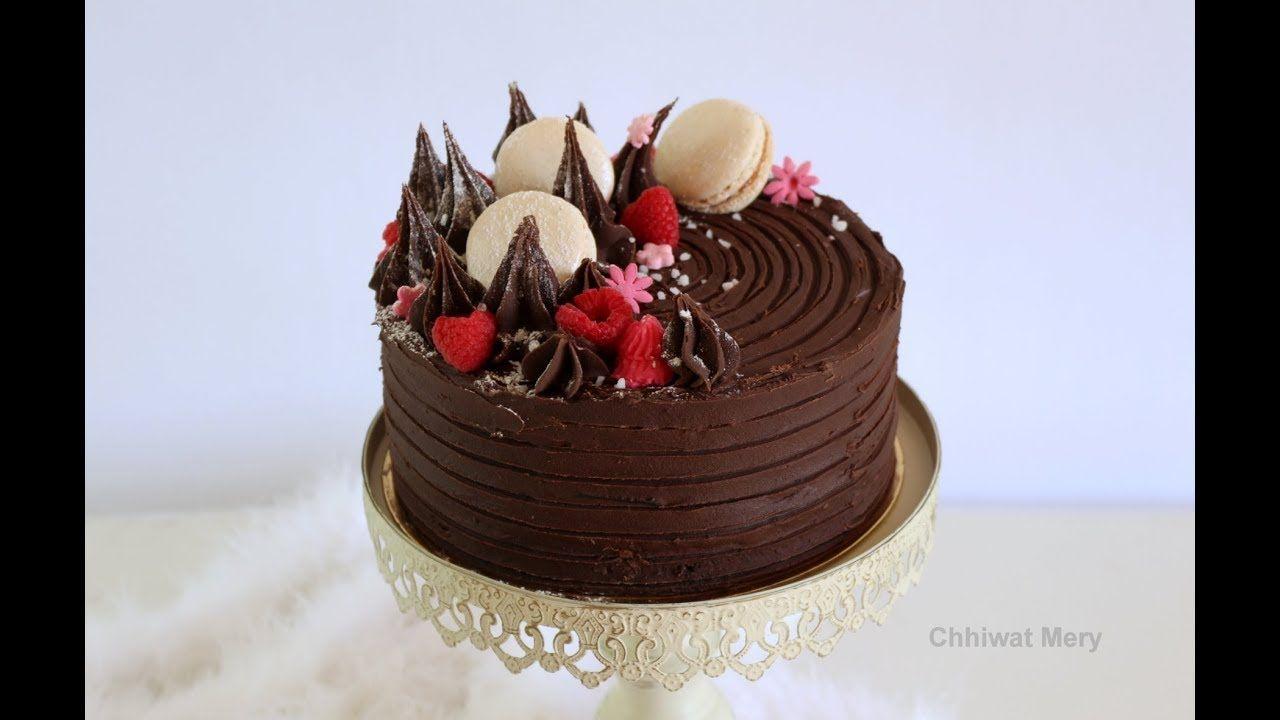 طورطة بالشكلاط مطهية بالبخار تحدي الطورطات بدون فرن مع قناة طريقتي Cake Desserts Food