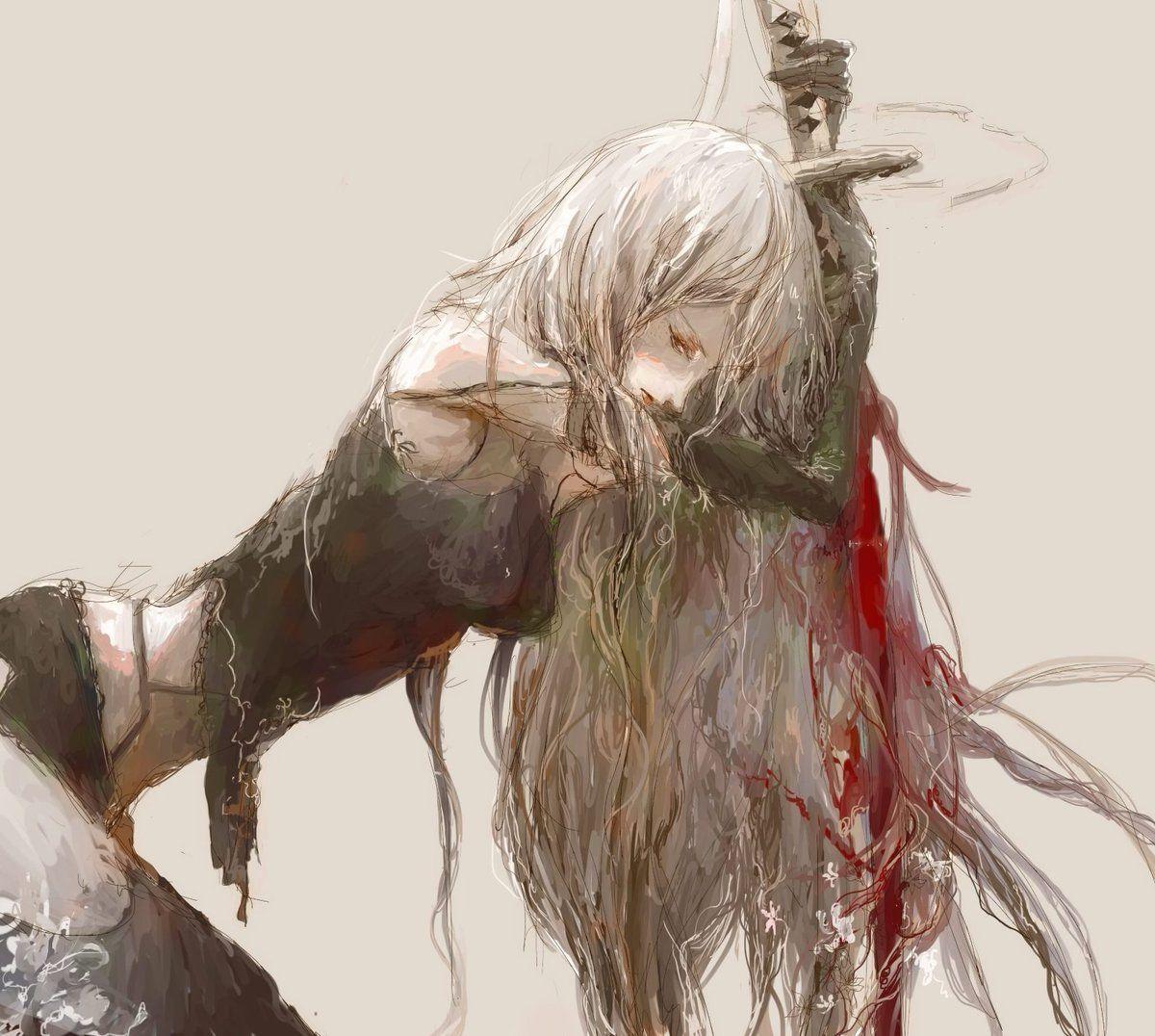 Treacherous Blade : nier