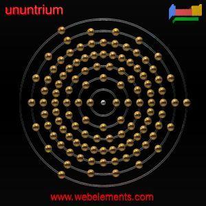 Ununtrium 113 uut the periodic table of the elements pinterest periodic table ununtrium 113 uut urtaz Gallery
