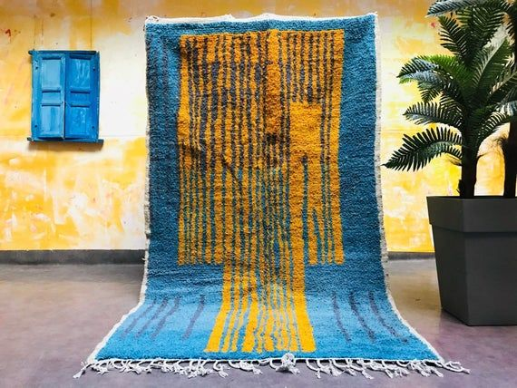 Best Stunning Morocco Rug 4X8 Moroccan Berber Carpet Berber 400 x 300