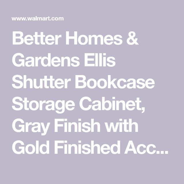 8bd17a5d8d2a71c44c0cbf686128224c - Better Homes And Gardens Shutter Bookcase