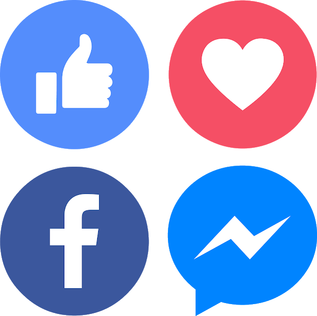 Download Icons Facebook Messenger Like Love Svg Eps Png Psd Ai Vector Color Free Facebook Logo Me Social Network Icons Snapchat Logo Facebook Messenger Logo