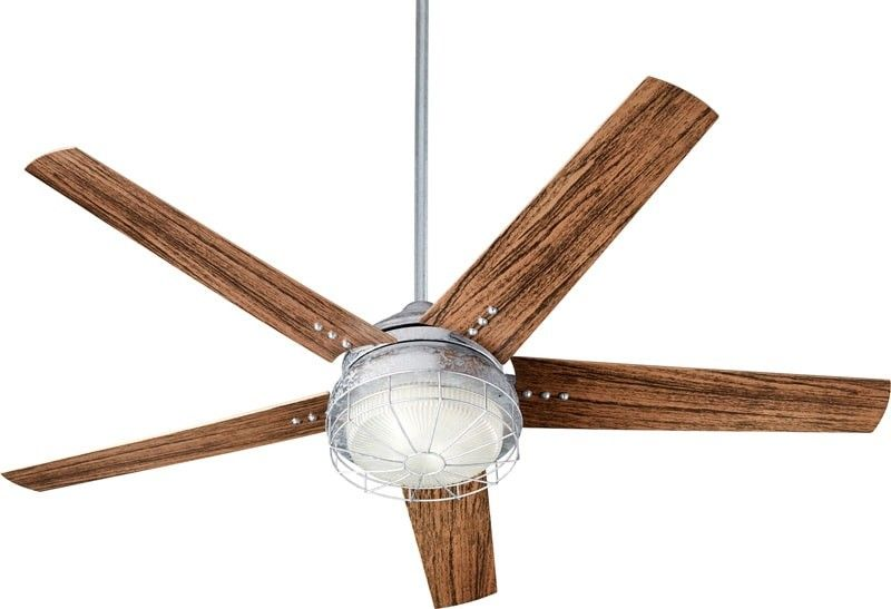 Quorum 16605 9 Westland 60 Outdoor Ceiling Fan With Led Lights