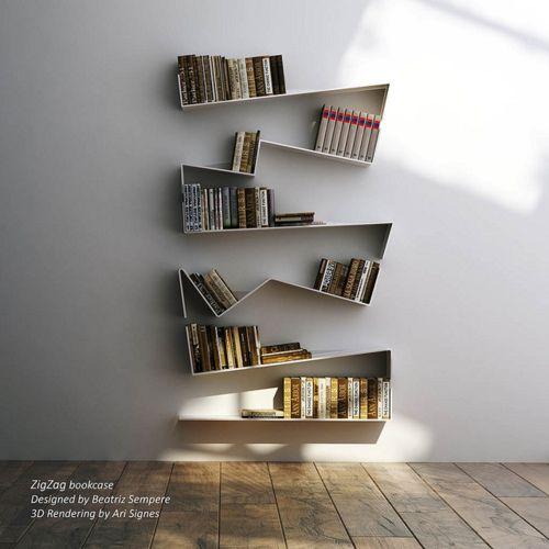 para los libros.