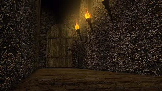 A typical old castle passage way rough wall torch lightsxj3osjqp antique wall torches for light audiocablefo