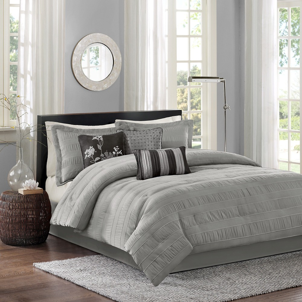 Madison Park Apartments California: Cullen 7 Piece Comforter Set