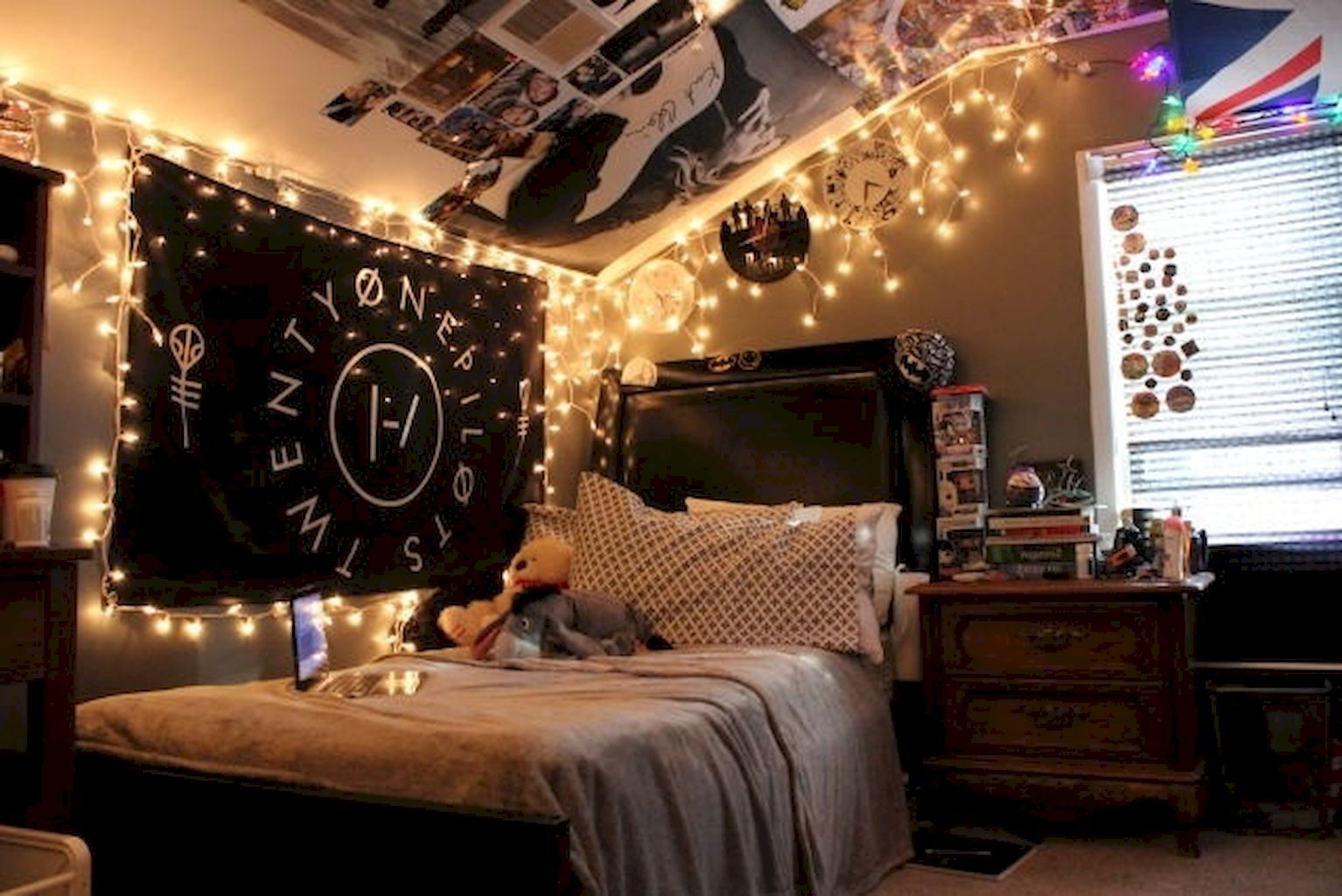 Incroyable 66 Cute DIY Hipster Bedroom Decorations Ideas