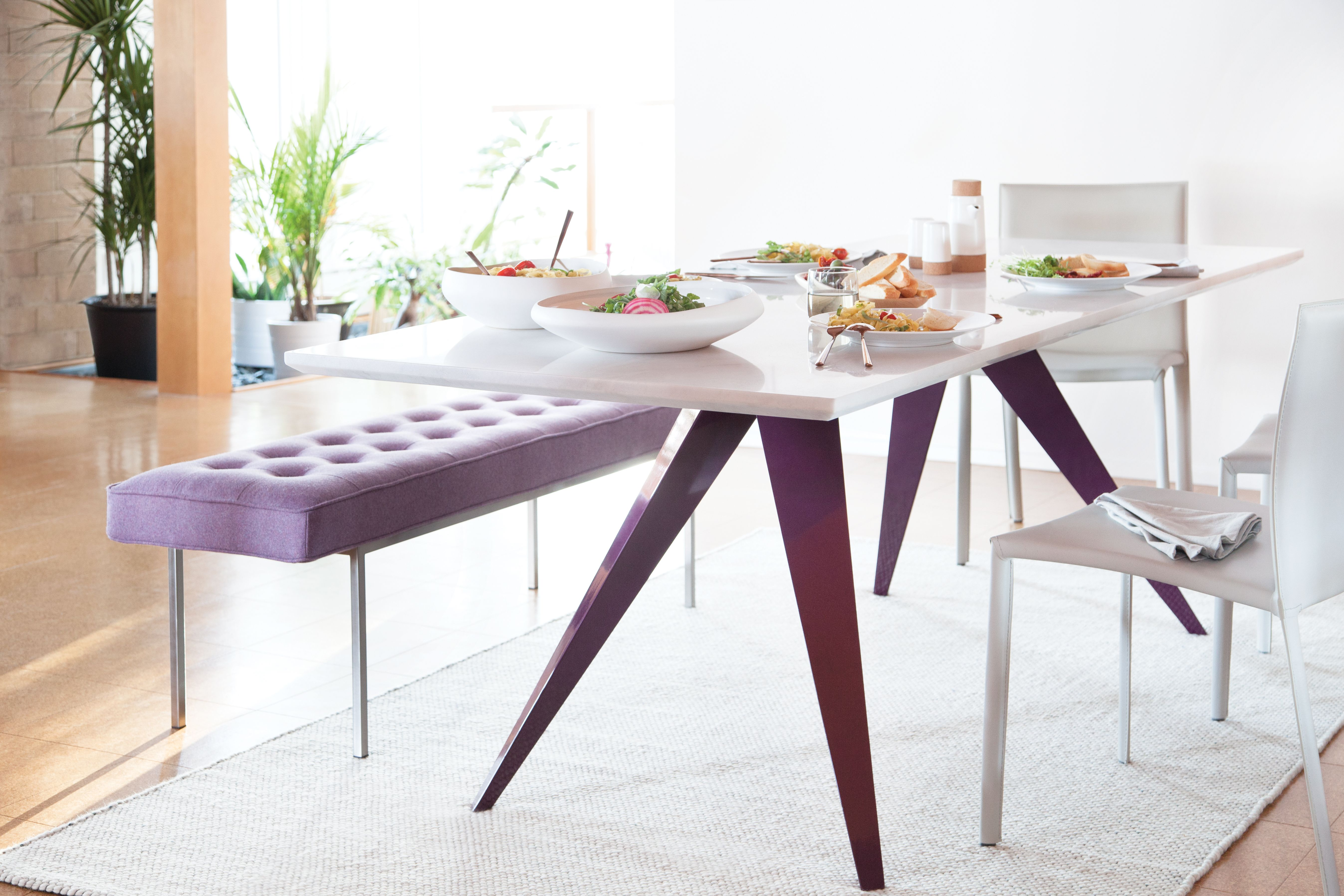 Click Here To Learn More About The Mesa Dining Table By EQ3: Http:/