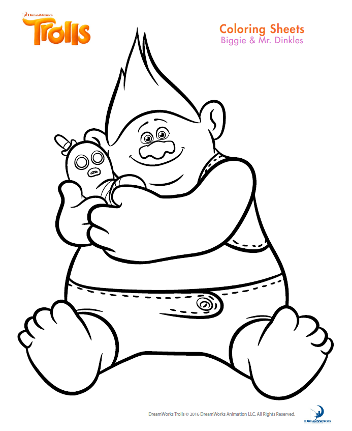 Pin By Rovina Ghadially On Fun Cartoon Coloring Pages Poppy Coloring Page Coloring Pages