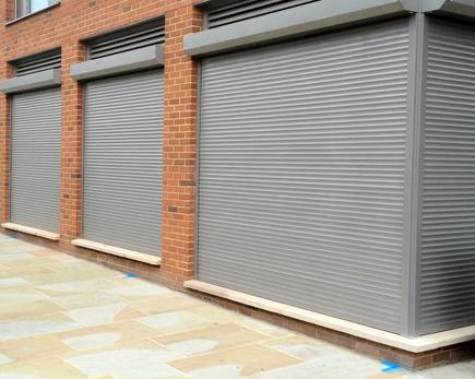 100mph Wind Resistant Shutter Doors Uk Roller Shutters Roller Shutters Security Shutters Shutters