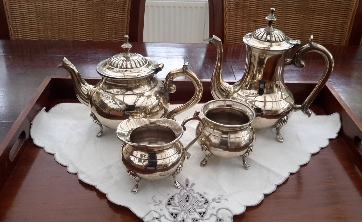 031e5746fb03c Silver Plated Tea Set