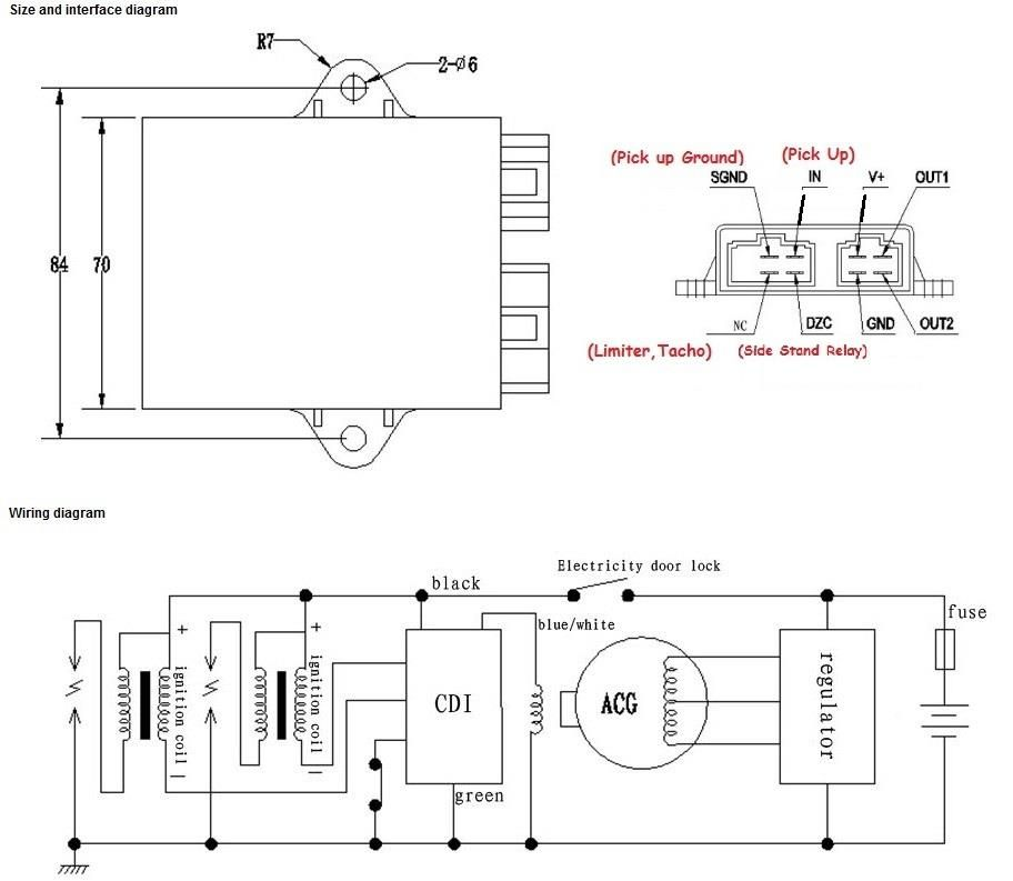 [SCHEMATICS_48IS]  Wiring Diagrams for Lifan 250cc Engine | 250cc, Diagram, Wire | Lifan Engine Diagram |  | Pinterest