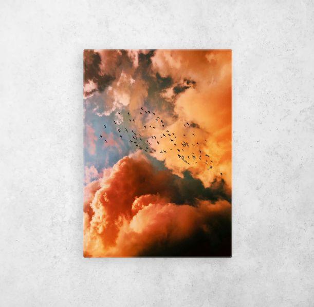 #surreal #surrealprint #surrealart #burds #freedom   Displate thumbnail