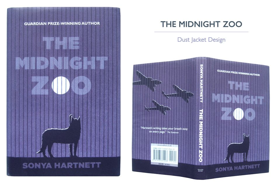 Cool Book Cover Uk : The midnight zoo jon mcnaught cool book covers
