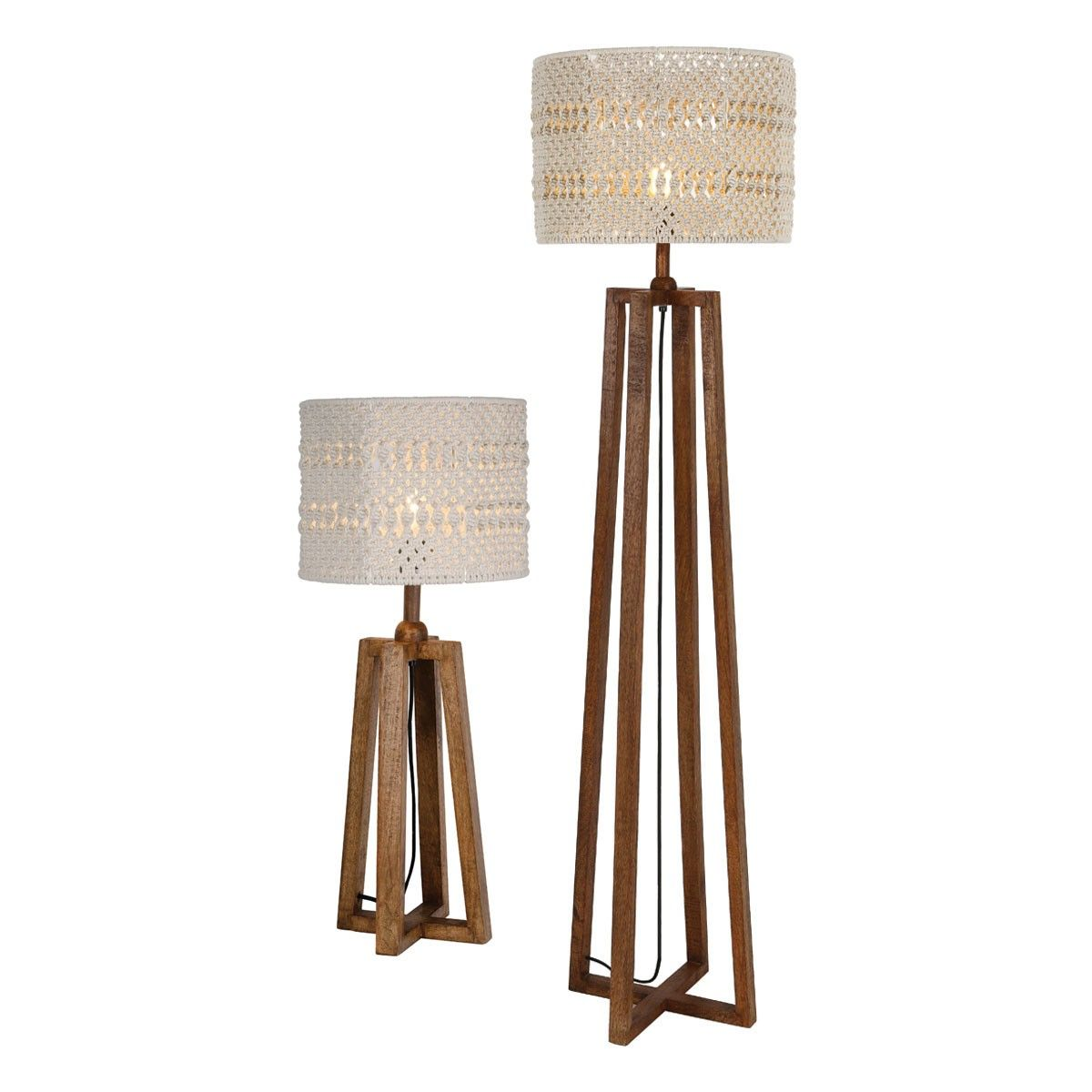 Devyn Table  for Macrame Table Lamp  49jwn