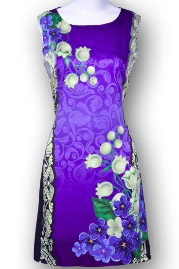 floral dress <3