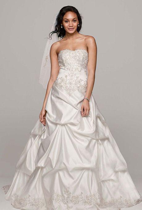 Brides: David's Bridal Collection