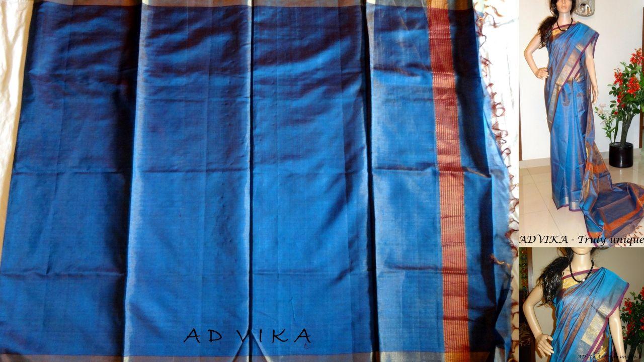 Pure silk saree pin by advika trendz on advika trendz  pinterest  pure silk saree