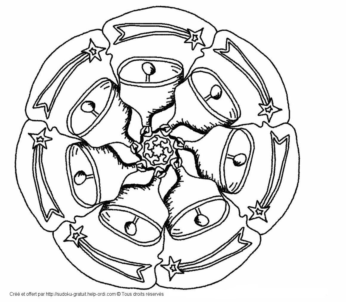 Mandala 05 671—671 Mandalas de No l Pinterest