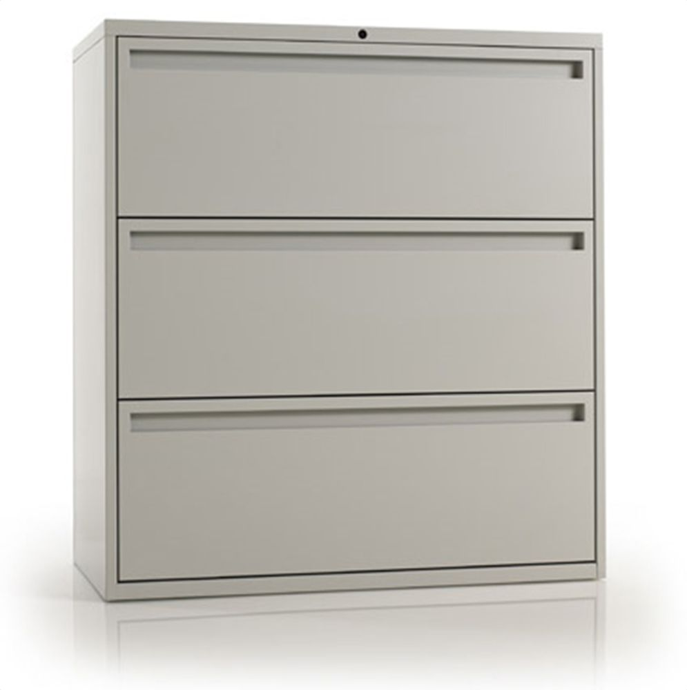Series Xxi Lateral File Cabinet 3 Drawer Lateral File Cabinet