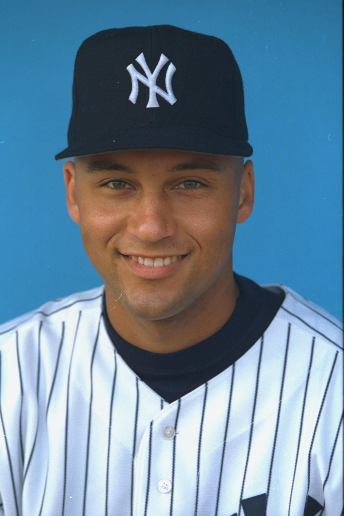02634476e32 From Kid to Captain  Derek Jeter s spring training portraits from 1996-2014