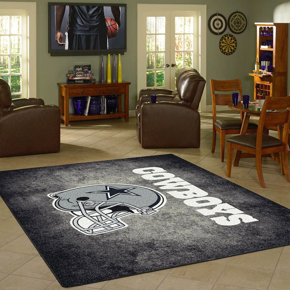 Dallas Cowboys Rug Team Distressed Area Rugs Rugs