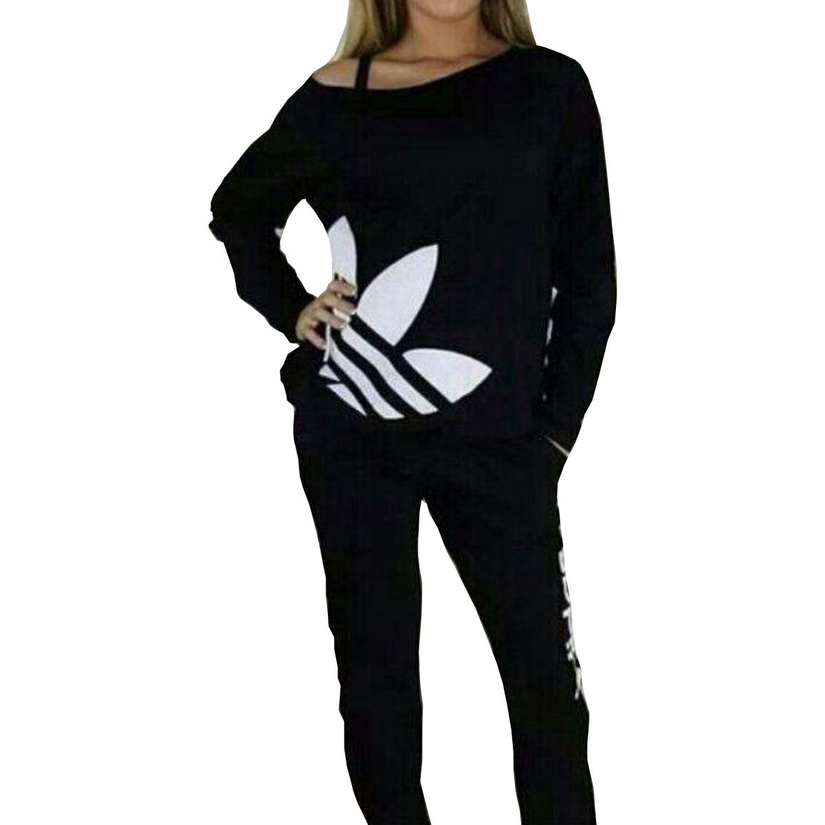 de82c1ed376 New Season Adidas Neon Series Women Tracksuit cotton material, comfortable,  multiple neon colors made in Europe, European sizes.
