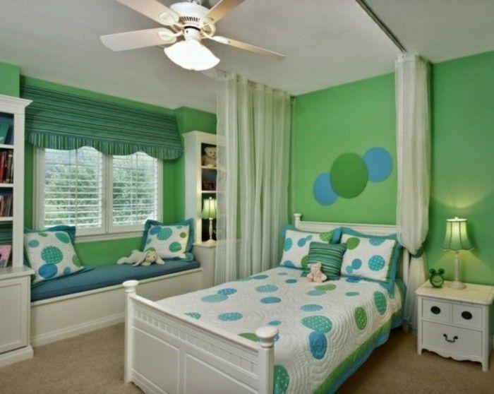 40 Ideen für schöne Kinderzimmer Fensterdeko Pinterest